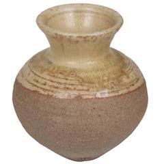 Karen Karnes Ceramic Flared Vase