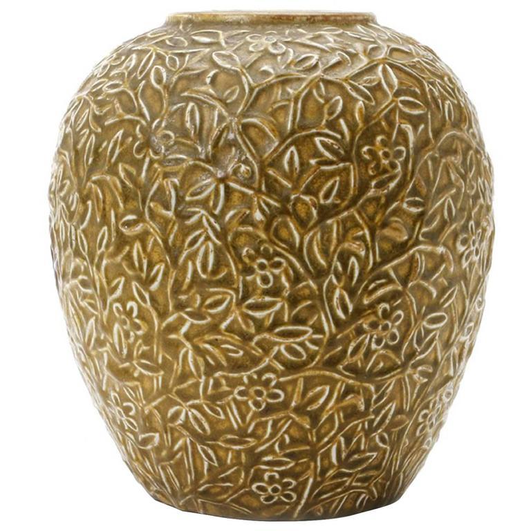 Vase by Axel Salto for Royal Copenhagen, Denmark, 1960