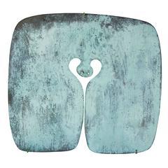 Harry Bertoia Silicone Bronze Gong