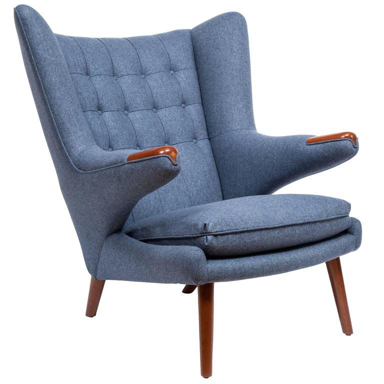 Pavel Wingback Armchair 1