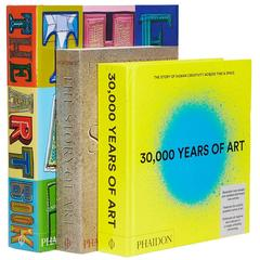 """Art History Book Collection """"The Story of Art Gombrich"""""""
