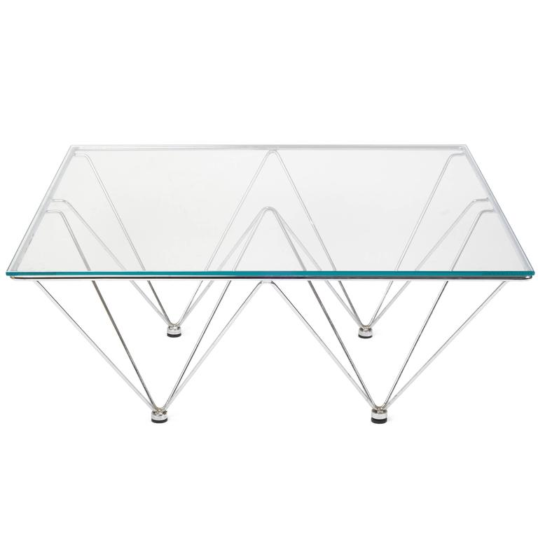 Paolo Piva Style Coffee Table 1