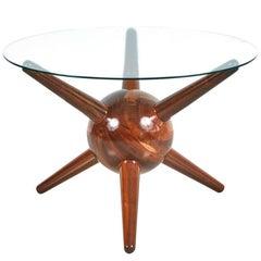 Gio Ponti Style Jack Table
