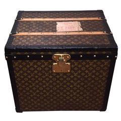 1910 Louis Vuitton Hat Box