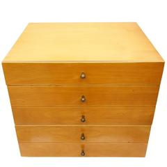 Arthur Umanoff Miniature Chest of Drawers