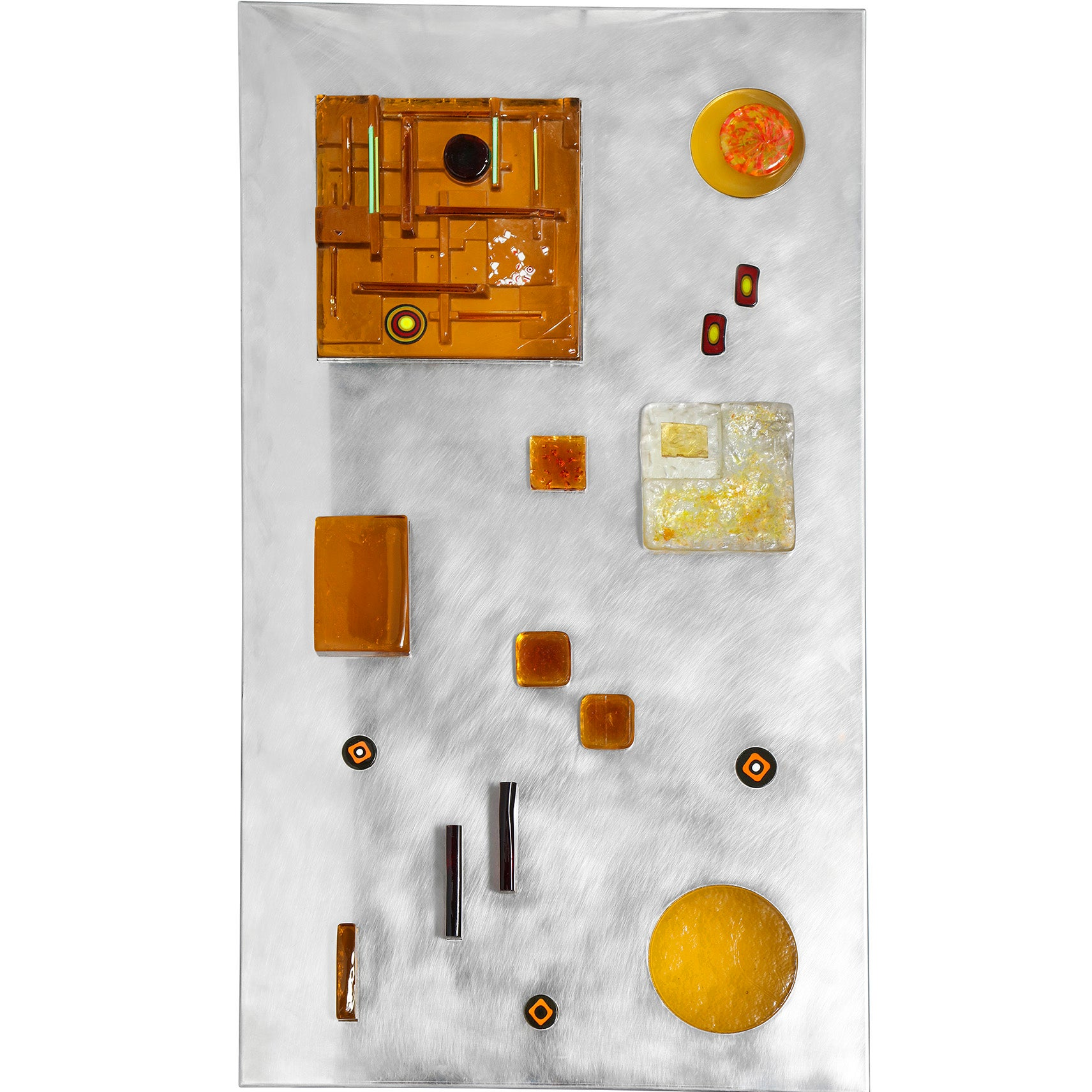 """""""Rettangolare Unico"""" Limited Edition Light Panel by Angelo Brotto for Esperia"""