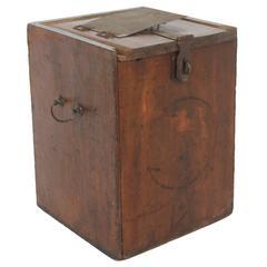 Antique Ballot Box