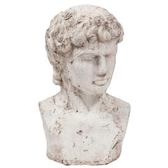 Neoclassical Style Bust