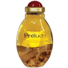 """Balenciaga """"Prelude"""" Perfume Bottle, circa 1970"""
