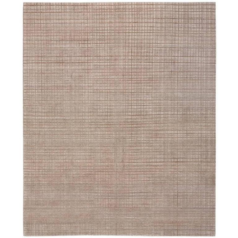 Grid from Bidjar Carpet Collection by Jan Kath