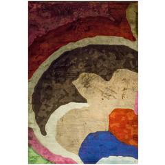 Vladimir Kagan Limited Edition Silk Rug (Ed. 3 + 2 AP)