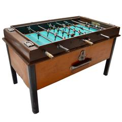 midcentury foosball table - Foosball Table For Sale