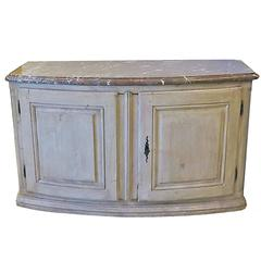 Painted Louis XVI Buffet c1790