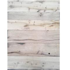 French Wood Oak Flooring 20th Century Antique Finishing, France
