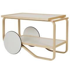 Alvar Aalto 901 Tea Trolley
