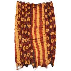 20th Century Dida Textile