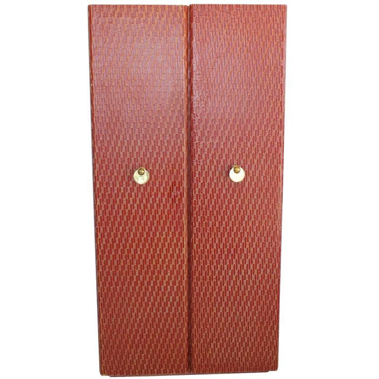 Charak Modern Bar Cabinet For Sale
