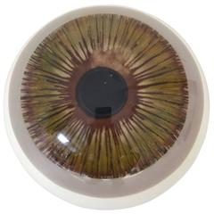 1971 Pierre Godelski Resin Rare Eye Sculpture