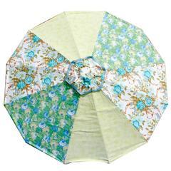 Sun Umbrella Beach Umbrella Vintage fabric by Sunbeam Jackie