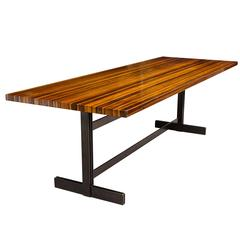Very Nice Dining Table by Jules Wabbes, BE