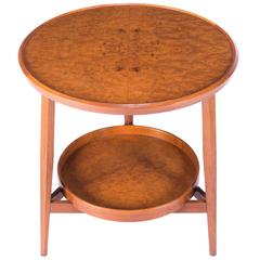 Wormley for Dunbar Table with Removable Tray