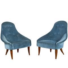Eva Chairs by Kerstin Hörlin-Holmquist