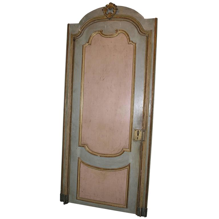 Antique Lacquered Doors
