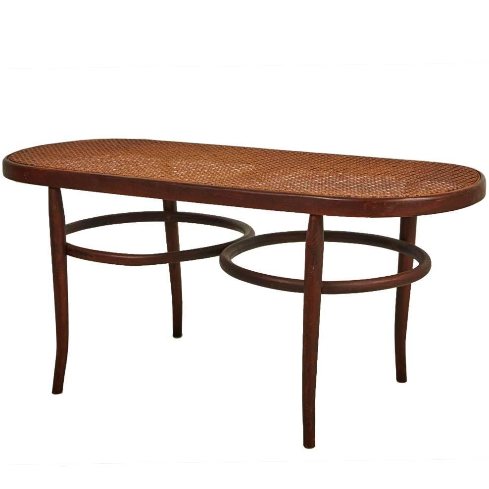 Magnificent Thonet Bentwood Bench At 1Stdibs Gmtry Best Dining Table And Chair Ideas Images Gmtryco