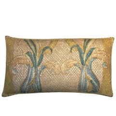 18th Century Florentine Tapestry Pillow