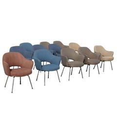 1  Vintage Eero Saarinen Executive Armchair