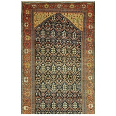 Antique Oversized Persian Bakhtiary Gallery Rug