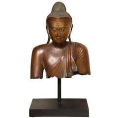 Bust of Buddha Sculpture