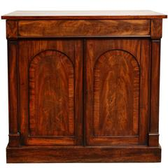 Mid-19th Century English, Mahogany Cupboard by Gillows