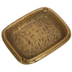 Bronze Ashtray by Costa Coulentianos