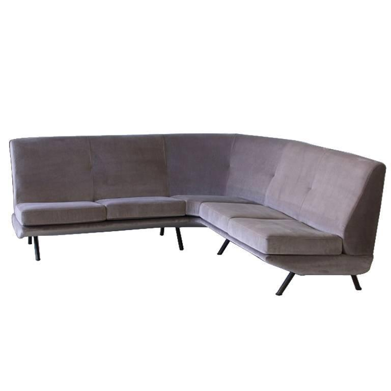 sofas and seats berlin rare pair of early se egon. Black Bedroom Furniture Sets. Home Design Ideas