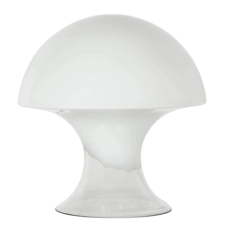 Gino Vistosi Mushroom Shaped Murano Glass Table Lamp Circa 1960s
