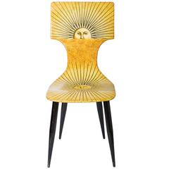 Very Early Chair by Piero Fornasetti