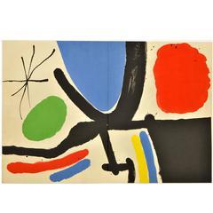 Lithographs Album Tapís De Tarragona by Joan Miró