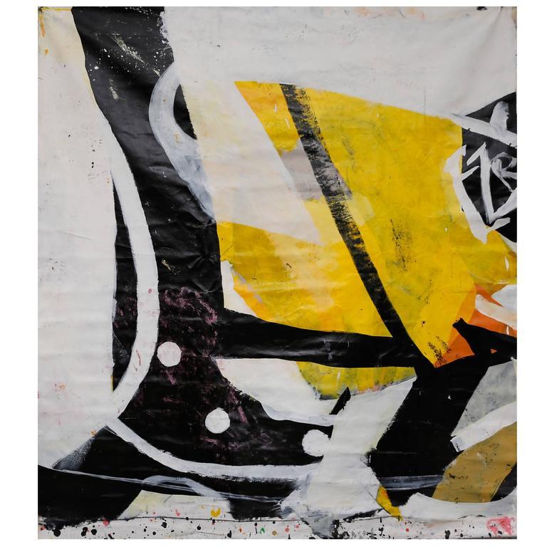 Ezra Cohen, Flat, USA, 2016 For Sale