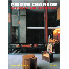 """PIERRE CHAREAU - Designer and Architect"" Book"