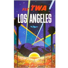 TWA Los Angeles David Klein Mid-Century Modern