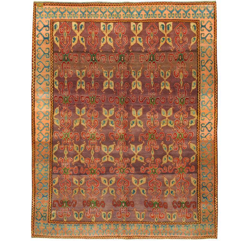 Vintage Indian Rug For Sale At 1stdibs