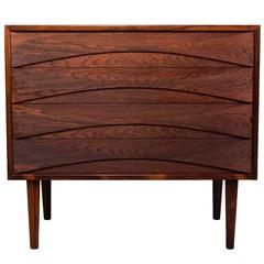 Arne Vodder Rosewood Chest of Drawers
