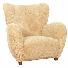 Flemming Lassen Lounge Chair