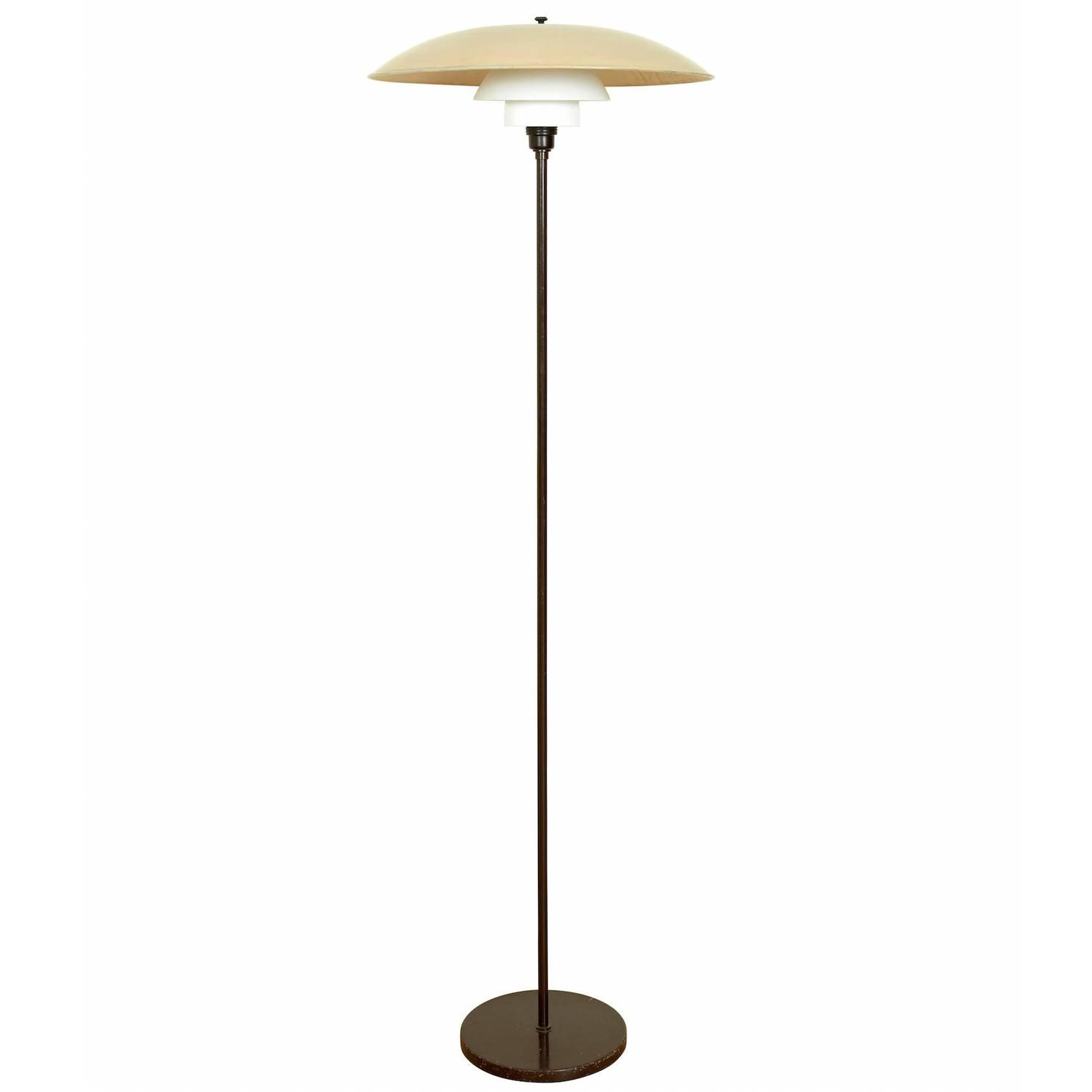 ph 5 3 floor lamp by poul henningsen for sale at 1stdibs With floor lamp for sale philippines