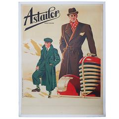 French Fashion Poster for Astailor