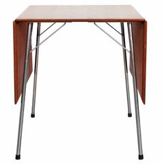 Arne Jacobsen Drop-Leaf Table, Model 3601