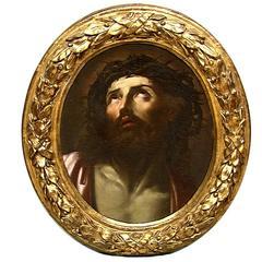 """Ecce Homo"" Oil Painting by Guido Reni, Bologna, 1617"