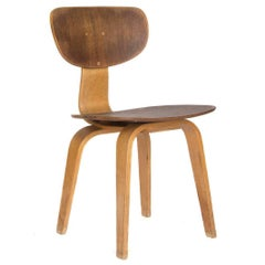 1952, Cees Braakman for UMS Pastoe, Netherlands, SB02 Chair