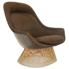 1966, Warren Platner For Knoll International, High Back Lounge Chair For  Sale At 1stdibs